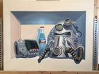 DKHzFYP3fCufi3U8k0 TrsiumWAdaV7BiqkpxuX7fs0 I made this Fallout painting last year
