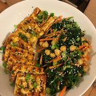 kyFTOo8iWTpKvDG4i4ptFOVRWp06xmYuKhCxndQbLW0 [Homemade] Grilled Tofu With An Asian Kale And Chickpea Salad