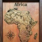7aqMoSrf9E9 rEvRQdWK2dtBl4ESDMDCya139qZs3f8 I made a 3D topographic map of Africa