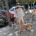 526GzqzKFnyy2Rw RNc0g24YPvxir9pqilX8nxAio2k Today I saw a woman walking her child on a leash and her dog without a leash