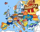 vhPFROGNPlQ7Q6 EHVEJZpFQaS72lSHjH8Je3e 55y0 I made this picture two years ago, showing softdrinks from around Europe. It went pretty viral, but I dont think it ever made it to Reddit